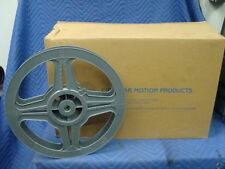 35mm Plastic Exchange Reels 2000' Brand New case of 12 Circular Motion GreyReels