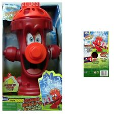 Fire Hydrant Sprinkler Garden Hose Splash Kids Outdoor Water Play Toy