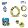 BOCA Bearings 6902 Ceramic Hybrid hub bearing 28mm x 15mm x 7mm SMR6902C-2YS/C3
