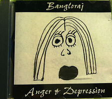 Bangloraj • Anger And Depression - rare CD, vg & complete - ships free in US
