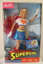 Barbie Doll DC Comics Super Girl NEW MINT in BOX Dolls