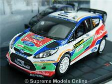FORD FIESTA RS 2011 RALLY CAR 1/43 SIZE LEHTINEN SWEDEN MODEL TYPE PKD Y0675J^*^