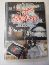 TANFANI - LIBRO DEL RICAMO - ED.DE VECCHI - 1993