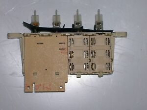 Hotpoint Washing Machine 4 Gang Switch Model No: 9534W