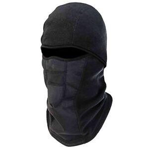Ergodyne NFerno 6823 Black Winter Ski Mask Balaclava Wind Resistant Face Thermal