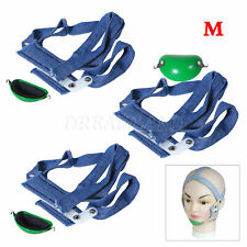 3dental Orthodontic Headgear High Pull Gear With Rigid Chin Cap Strap Middle Size