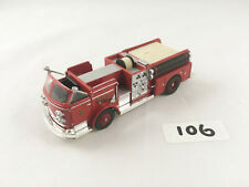 CORGI FIRE HEROES # CS90057 ALF 900 PUMPER  PITTSBURGH PA DIECAST FIRE ENGINE