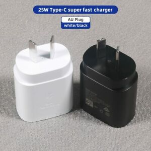 25W SUPER FAST Type C PD Wall Charger for Samsung Galaxy S21, NOTE 20 ULTRA