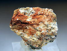 Rare Niobophyllite with Smoky Quartz and Feldspar, Malawi! Rare160