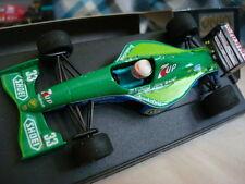 ONYX F1 JORDAN FORD 191 Andrea de Cesaris 1991 1/43 with Case