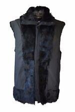 * Dolce & Gabbana * nero pelliccia con gilet (52)