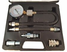 Automotive Petrol Engine Compression Tester Test Kit Gauge Car Motorcycle 598559