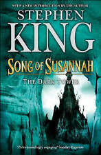 The Dark Tower: Song of Susannah Bk. 6, By Stephen King,in Used but Acceptable c