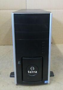 "Terra 6530 G1 Tower Server  E5-2609 2.4GHz 48GB Ram RAID 4x 3.5"" Bays 1100800"