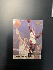 1993-1994 fleer ultra Michael Jordan All Defensive Team