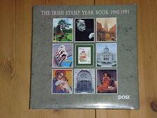 12943-Irlanda (EIRE), Annuario (Year Book) 1990-1991, posta freschi (MNH).