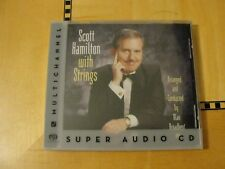 Scott Hamilton with Strings - SACD Super Audio CD Hybrid Multichannel