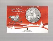 CANADA $20  SILVER COIN  2012   HAPPY HOLIDAYS