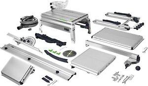 Festool Tischzugsäge CS 50 EBG-Set PRECISIO | 574772