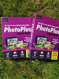 PhotoPlus, photoshop software, never used.