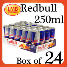 24 x 250ml Cans Red Bull Energy Drink - BULK WHOLESALE