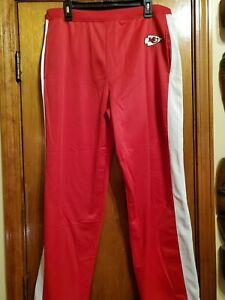 NFL Team Apparel Kansas City Chiefs Womens jogger pants