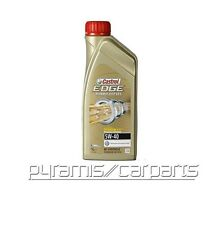 NEU 1x 51927 Castrol EDGE TITANIUM FST 5W-40 Turbo Diesel Öl 1 Liter (€17,95/L)