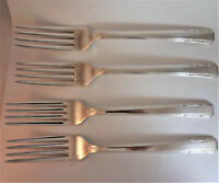 Personality Wallace Silverplate Dinner Forks (Set of 4) 7 5/8' Long