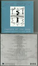 DEEP PURPLE - RAPTURE OF THE DEEP 2 DISC SPECIAL EDITION EAGLE RECORDS