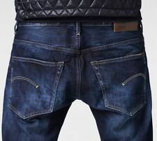 G-Star Indigo, Dark wash Jeans for Men