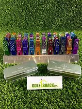 Scotty Cameron Pivot Tool Collection of 48 Tools with Display Rack