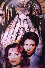 X-FILES Poster #3 THE TRUTH IS OUT THERE Skully & Mulder