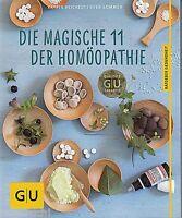 Die magische 11 der Homöopathie, S Sommer K Reichelt, UNGELESEN,wie NEU