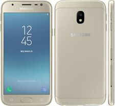 SM-J330FN TELEFONO CELLULARE SMARTPHONE SAMSUNG GALAXY J3 2017 BLUE SILVER