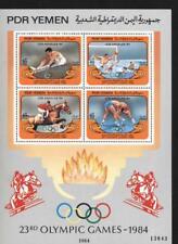 (935897) Olympics, Wrestling, Horse, Waterpolo, Yemen PDR