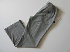 NWT Jones New York Collection Glen Plaid Stretch Trouser Pants 10 x 33 ½