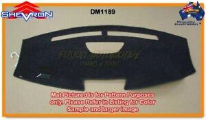 Black Dashmat for SUZUKI Kizashi 1/2010 on Dash Mat DM1189