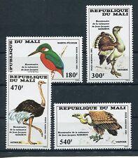 Mali 1046/49 postfrisch / Vögel ...........................................1/103