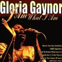 "GLORIA GAYNOR ""I AM WHAT I AM"" CD NEW+"