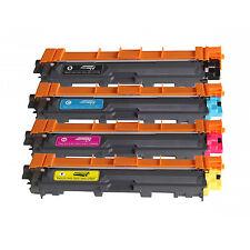 4x Colour TN251 TN255 Toner for Brother HL-3150CDN/3170CDW MFC-9340CDW/9330CDW
