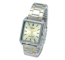 -Casio MTPV007SG-9E Men's Metal Fashion Watch Brand New & 100% Authentic
