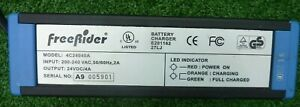 SHOPRIDER MOBILITY SCOOTER  BATTERY CHARGER UNIT - MODEL 4C24040A - USED