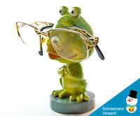 Brillenständer Brillenhalter Hund Frosch Elefant Figur Skulptur Ständer Brille