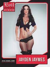 JAYDEN JAYMES rare 2014 Evil Angel Photo! AVN