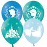 6 x Disney Princess FROZEN Birthday Party Balloons Decorations Loot Bag Fillers