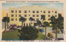 Postcard Hotel Madison Harlingen Texas TX