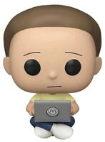 Pop! Vinyl--Rick and Morty - Morty with Laptop US Exclusive Pop! Vinyl [RS]