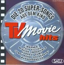 TV-Movie Hits-Die 20 Super-Songs aus dem Kino (1996, MCA) Lalo Schifrin, .. [CD]