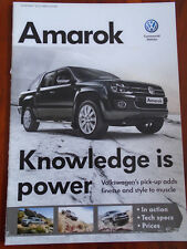 VW Amorak range brochure Jan 2012