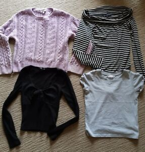 4x tops by supre, jayjays, lily loves & one love clothing. Size 6/S. EUC!